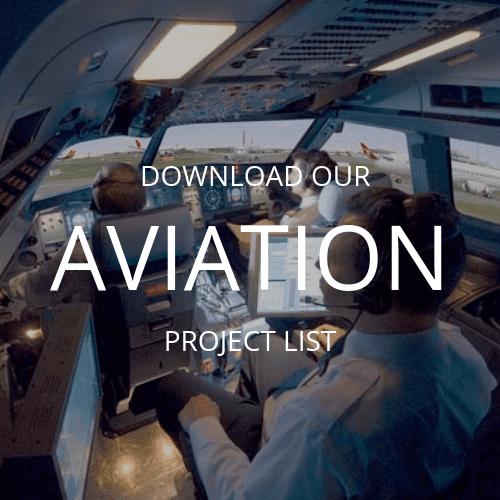 RWB Consulting Engineers Aviation MEP Project List