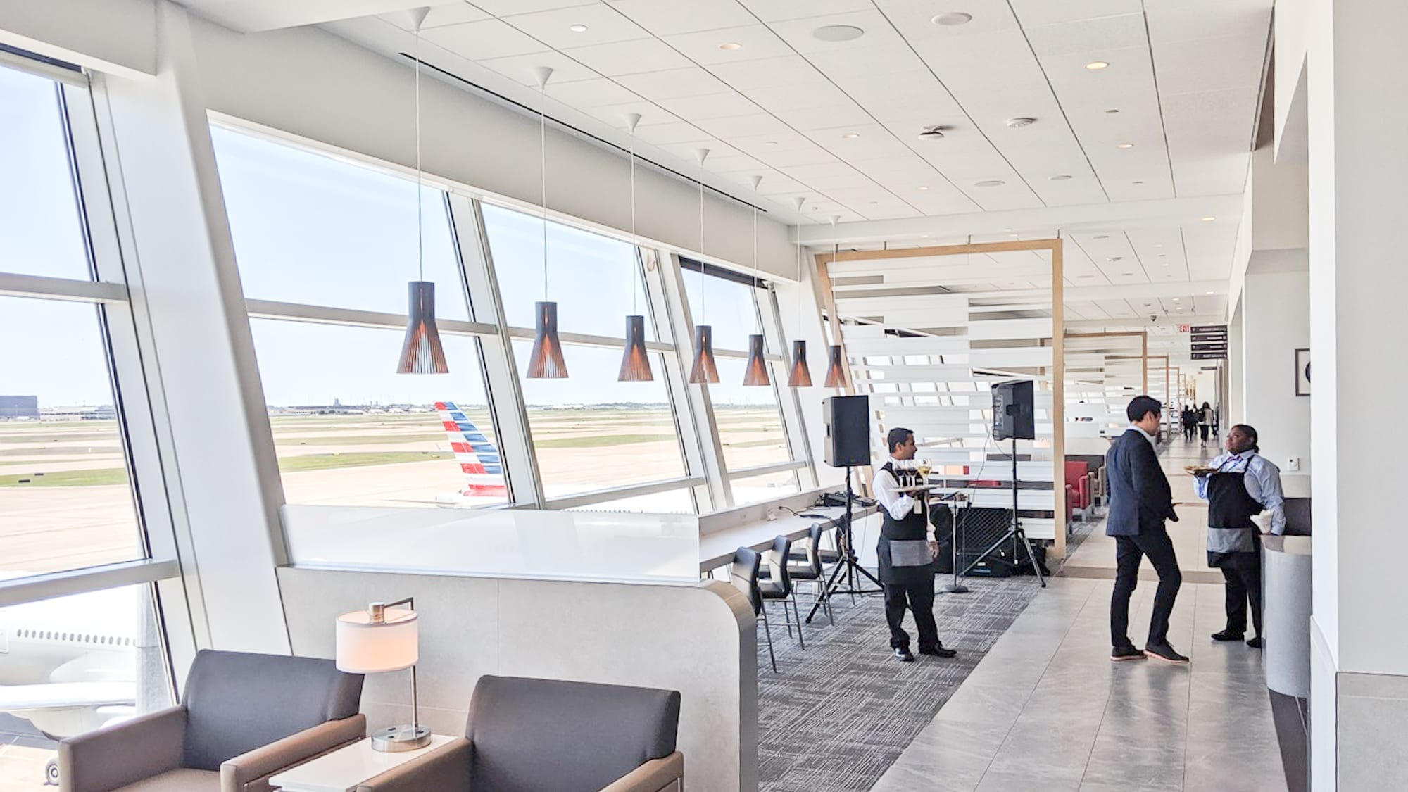 MEP Engineering and Design of Airports and VIP Airport Lounges provided by RWB Consulting Engineers