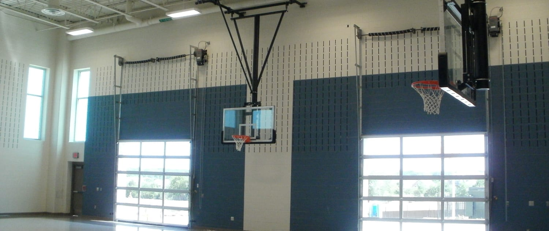 Gym at Ridgeview ES