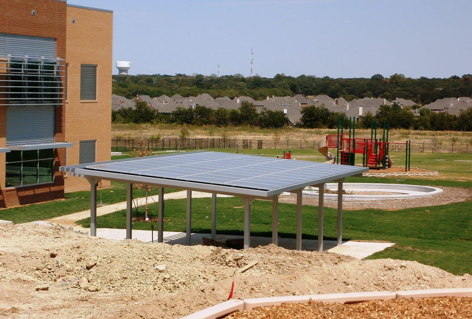 Playground at Ridgeview ES