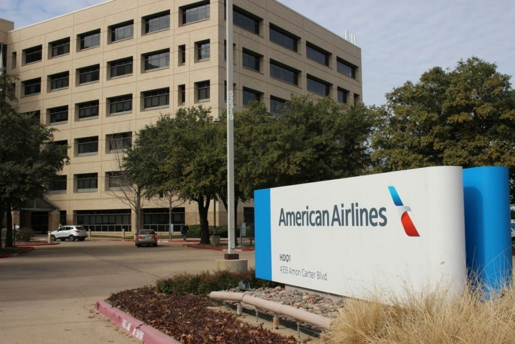American Airlines Centreport Building