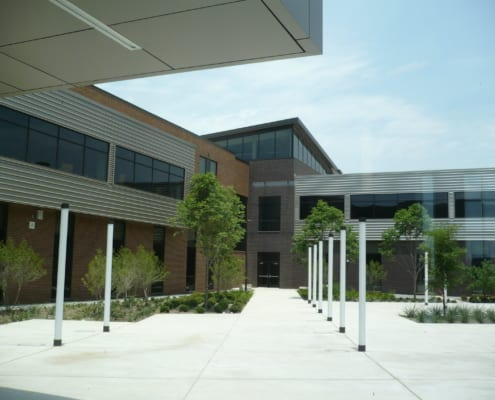 Braswell High School in Aubrey, TX - Lighting Design