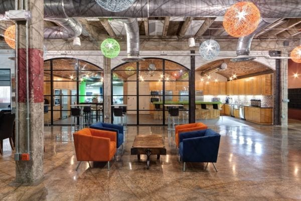 iProspect Office Building - MEP Design by RWB Consulting Engineers