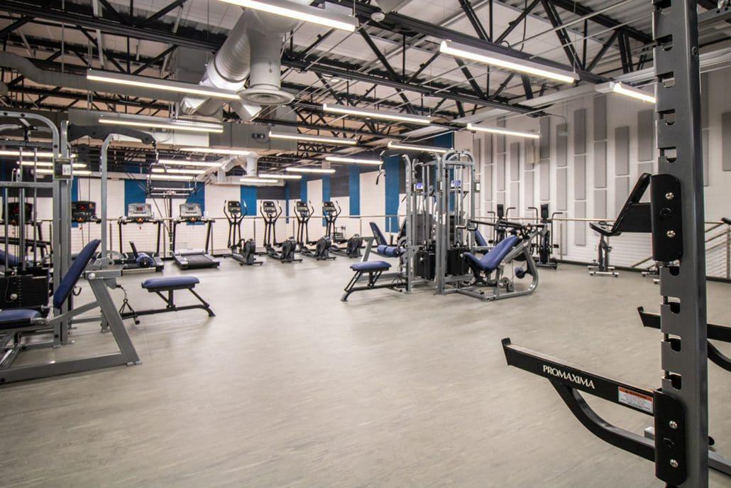 Vanguard Fitness Center