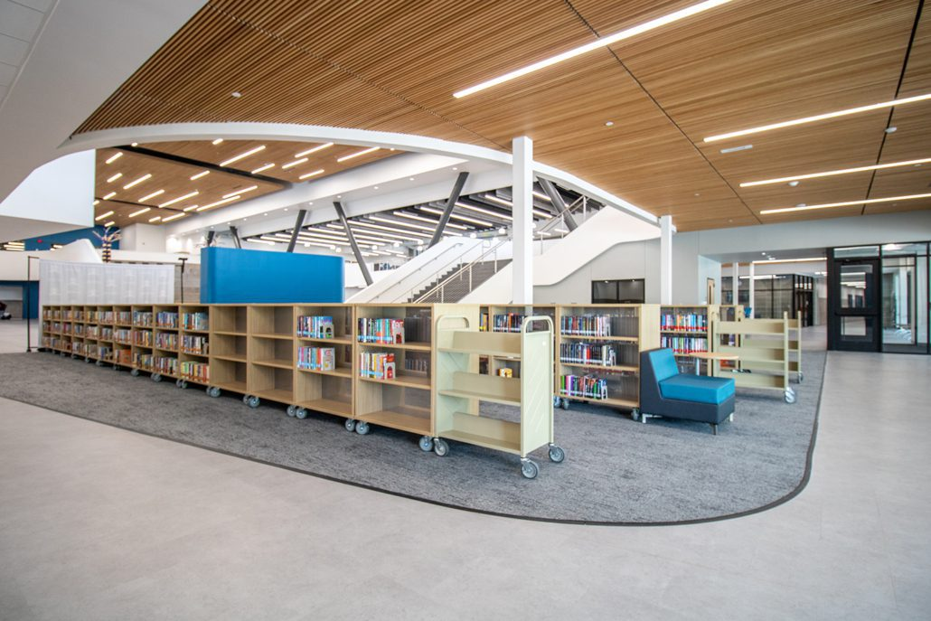 Vanguard Library View 2