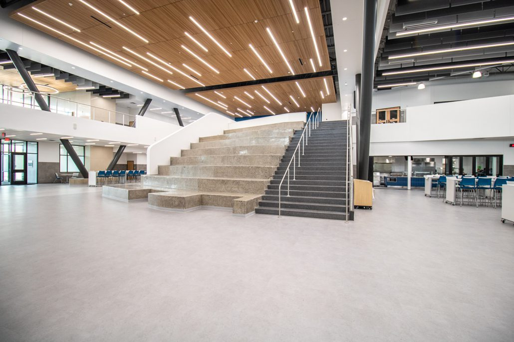 Vanguard Learning Stair