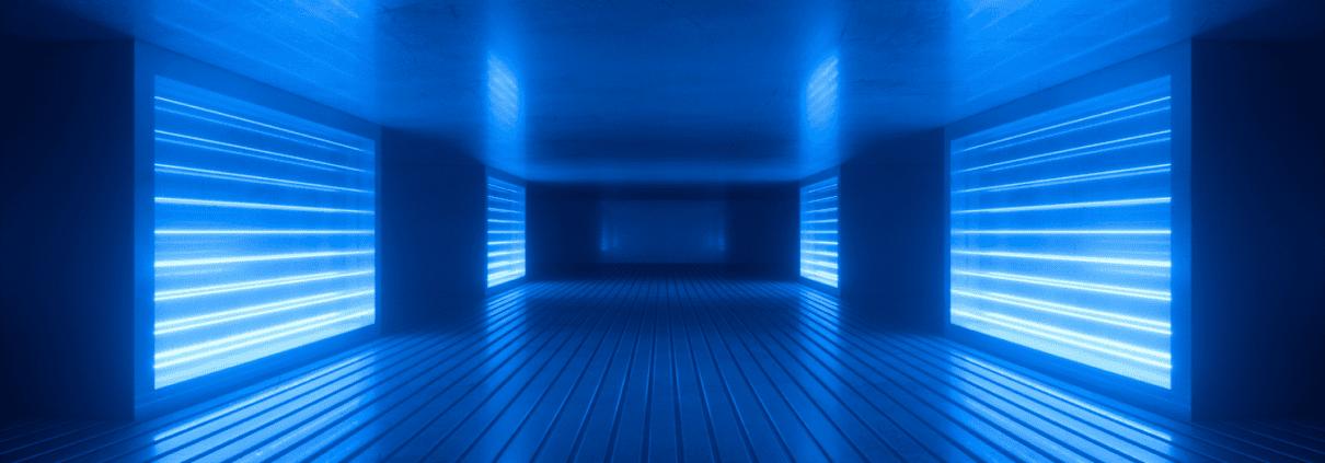 Ultraviolet or UV lights in ductwork