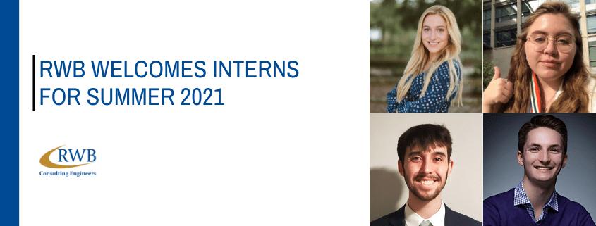 2021 Summer Interns